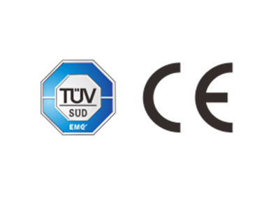 CE Issued by TUV SUD